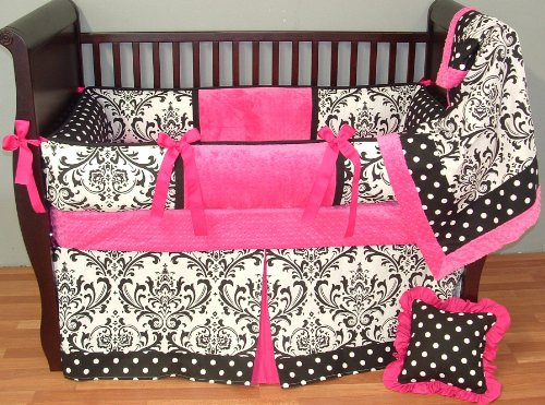 Buy Bargain Modpeapod Aimee Breathable Baby Bedding Set