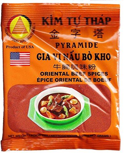 Oriental Vietnamese Beef Stew Spices Seasoning (Pack of 3) - Gia Vi Nau Bo Kho