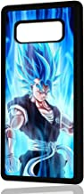 (for Samsung Galaxy S10+ / S10 Plus) Durable Protective Soft Back Case Phone Cover - HOT30007 Dragon Ball Goku Blue 30007