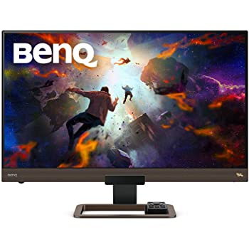 BenQ EW3280U 32 inch 4K Monitor | IPS | Multi Media with HDMI connectivity HDR Eye-Care Integrated Speakers and Custom Audio Modes