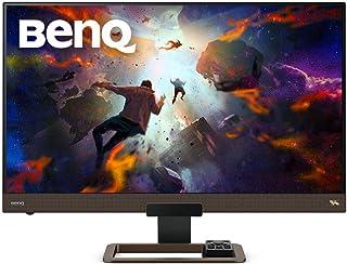 شاشة بين كيو EW3280U مقاس 81.28 سم 4K | IPS | وسائط متعددة مع اتصال HDMI ومكبر صوت مدمج للعناية بالعين وأوضاع صوت مخصصة
