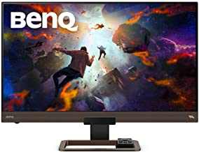 BenQ EW3280U 32 inch 4K Monitor | IPS | Multi Media with HDMI connectivity HDR Eye-Care Integrated Speakers and Custom Aud...