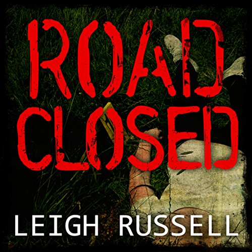 Road Closed audiobook cover art