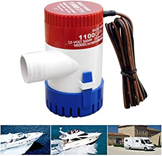 GZYF 1100GPH 12V Electric Submersible Boat Bilge Pumps for Boat Yacht