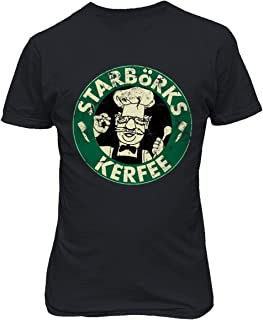 TMB Apparel New Novelty Shirt Swedish Chef Sesame Starborks Kerfee Funny Men's T-Shirt