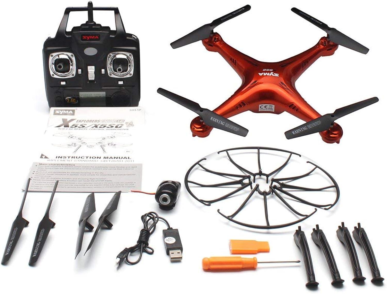 diseños exclusivos Gwendoll Original SYMA X5SC 2.4G Drone Smart Smart Smart RC Quadcopter Aviones con cámara HD 720P Modo sin Cabeza Modo de Velocidad de tirones 3D  envío gratuito a nivel mundial