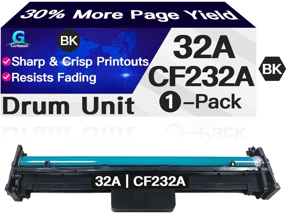 Go4max 25% OFF Compatible Imaging Drum Unit 32A HP Los Angeles Mall CF232 Replacement for