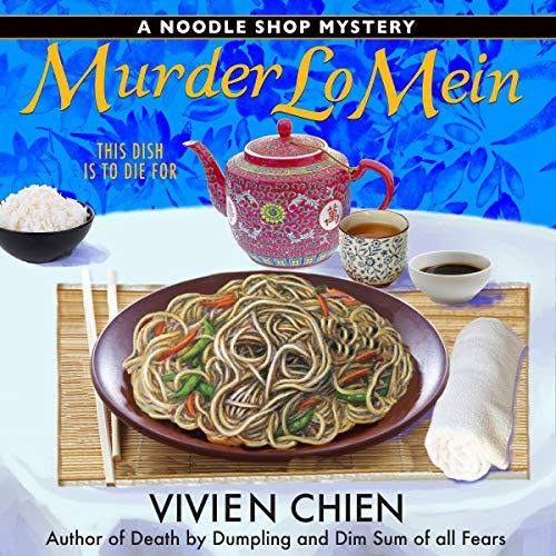 Couverture de Murder Lo Mein