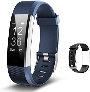 Lintelek Fitness Tracker - Activity Tracker with Heart...