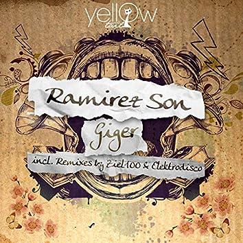 Giger - The Remixes