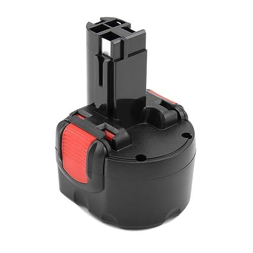 Exmate 9,6V 3,5Ah Ni-MH Batteria per Bosch 9.6V PSR 960 PSR 9.6 VE-2 GSR 9.6 GSR 9.6V PAG 9.6V PLI 9.6V BAT048 BAT100 BAT119 2607335272 2607335461
