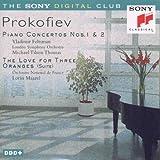 Klavierkonzerte 1 und 2 u.a. - . Maazel