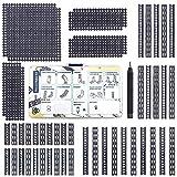 Totem Pre-Cut Maker Kit. Set de construcción mecánica para proyectos DIY, robótica y prototipos