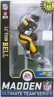 McFarlane Toys EA Sports Madden NFL 19 Ultimate Team Le'Veon Bell Pittsburgh Steelers