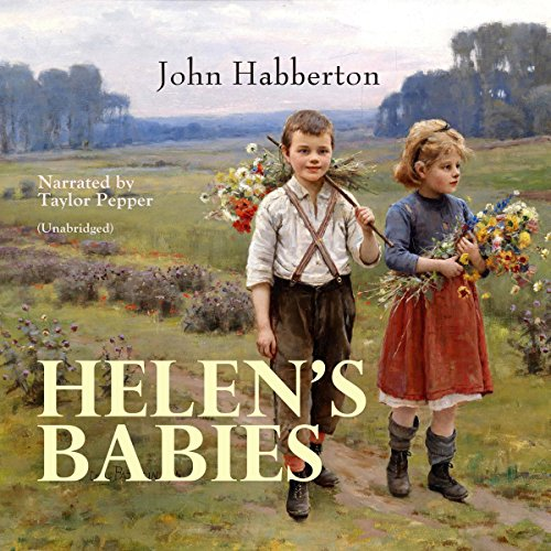Helen's Babies audiobook cover art