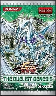 Best yugioh 5d's the duelist genesis booster pack Reviews