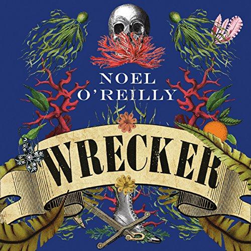 Wrecker audiobook cover art