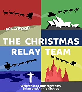 The Christmas Relay Team