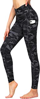 """Safort 28"""" 25"""" Inseam Women's Yoga Leggings with Pockets, High Waist Workout Pants, Running Gym Tights"""