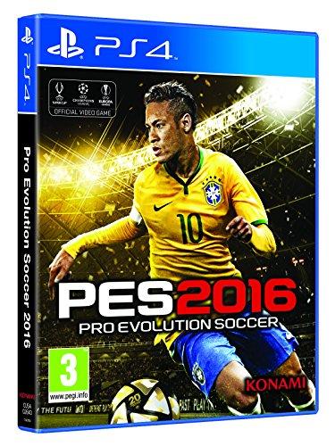 Konami Pro Evolution Soccer 2016 Day One