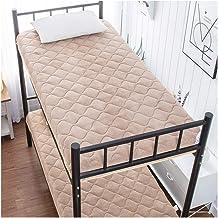 Futon Mattress, Tatami Mattress Double Single Student Dormitory Bed Mattress Tatami Super Warm Mat Comfortable Bed Mattres...