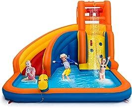 Best inflatable hurricane water slide Reviews