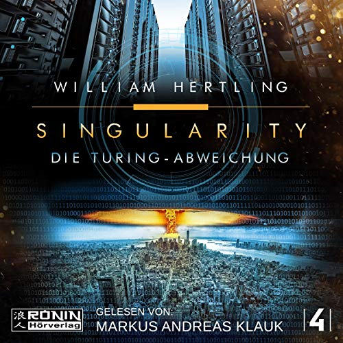 Die Turing Abweichung audiobook cover art