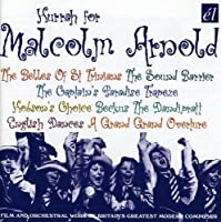 Hurrah for Malcolm Arnold by Malcolm Arnold (2007-02-20)