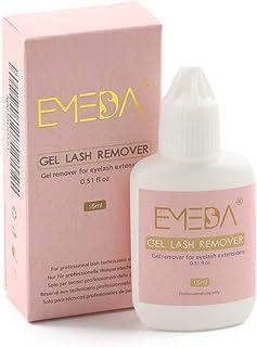 EMEDA Wimper Extension Remover Gel Individual Lash Extension Remover 15ml Professionele wimperverlengingslijm verwijderen ...