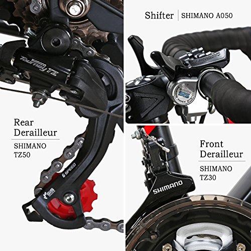 """616uC8McbjL。 SL500ロイスユニオンメンズグラベルバイク27.5 """"または700cホイール"""