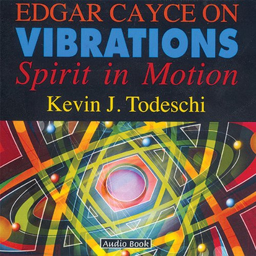 Edgar Cayce on Vibrations cover art