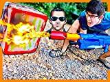 Flame Thrower Vs DB Cooper Zombie Safe