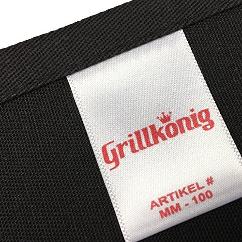 """Schürze """"Mr. Good Looking is Cooking"""" für Grill und Küche - 2"""