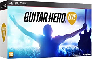 Guitar Hero Live with Guitar Controller PS3 Game