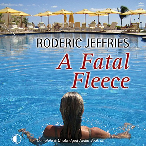 A Fatal Fleece audiobook cover art