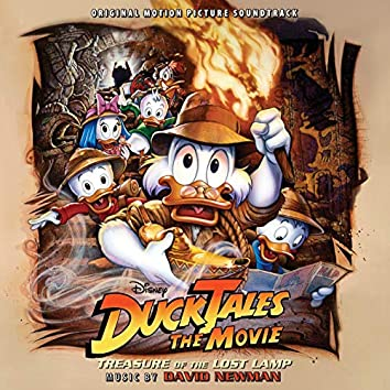 DuckTales the Movie: Treasure of the Lost Lamp (Original Motion Picture Soundtrack)