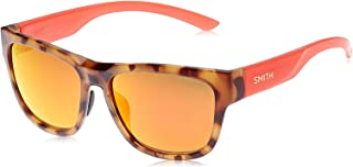 Smith Square Sunglasses for Unisex - Yellow Lens