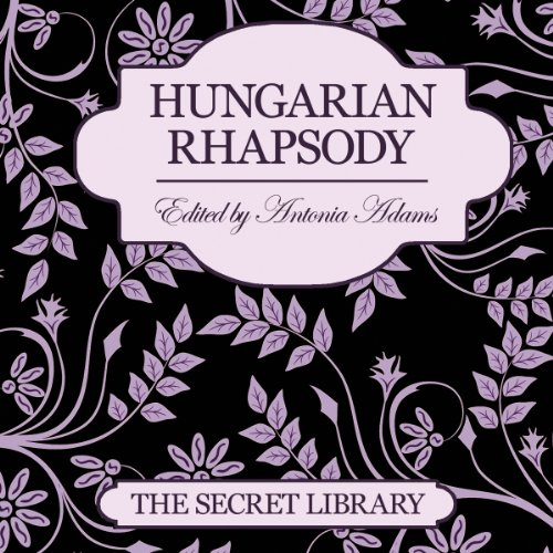 Hungarian Rhapsody: The Secret Library audiobook cover art