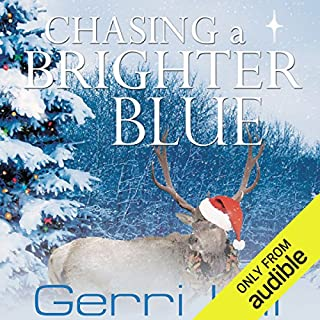 Chasing a Brighter Blue audiobook cover art