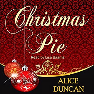 Christmas Pie audiobook cover art