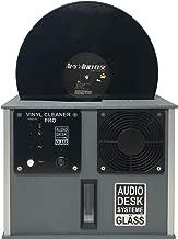 Audio Desk Systeme 2019 Premium Ultrasonic Vinyl Cleaner PRO, Gray
