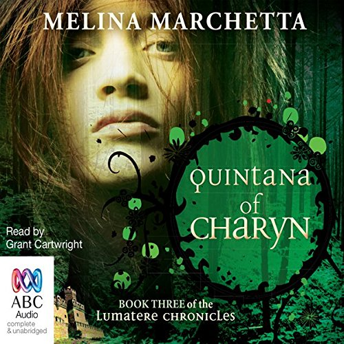 Quintana of Charyn cover art