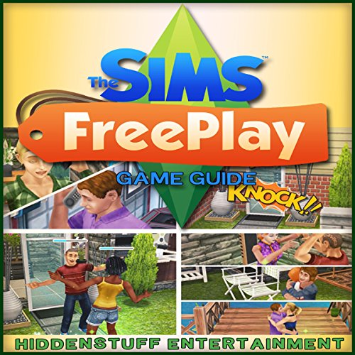 The Sims FreePlay Game Guide audiobook cover art