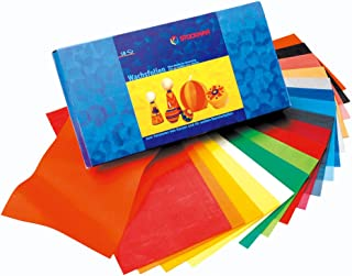 Stockmar Wachsfolien 20 x 10 cm - 18 Farben sortiert