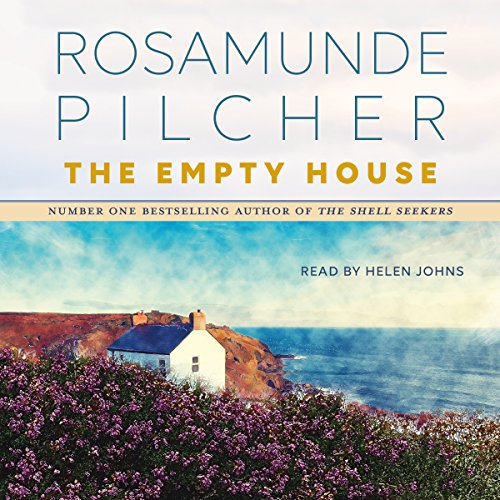 The Empty House audiobook cover art