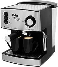 Cafeteira Coffee Express 15 Bar, 850w, 110v, 53901026 Philco Preto/Prata