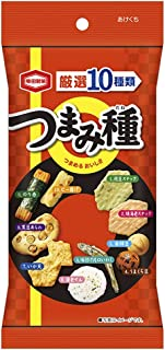 亀田製菓 つまみ種 48g×10袋