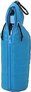セトクラフト デザイン小物 ブルー 8.5W×8.5L×25H(㎝) ペットボトルホルダー(寝袋)ブルー SF-3854-BL