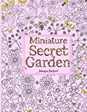 Miniature Secret Garden: An Inky Treasure Hunt and Colouring Book