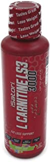 iSatori L-Carnitine LS3 Concentrated Liquid Fat Burner And Metabolism Activator - Fat Loss For Health And Fitness - Keto F...